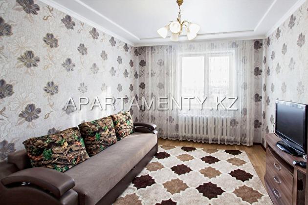 Двухкомнатная квартира на Левом берегу