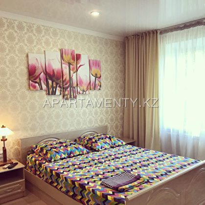 Clean apartment for daily rent, Pavlodar