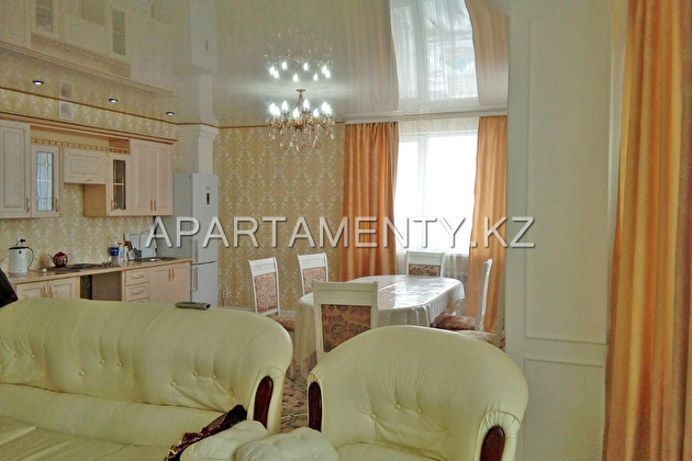 One bedroom apartment for daily rent