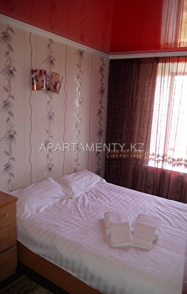 One-bedroom apartment for daily rent