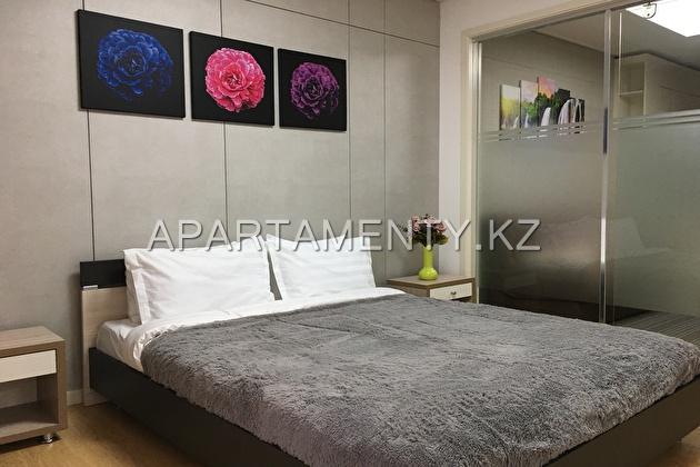 Highvill Apartments on Qashkarbaev 10/1 G