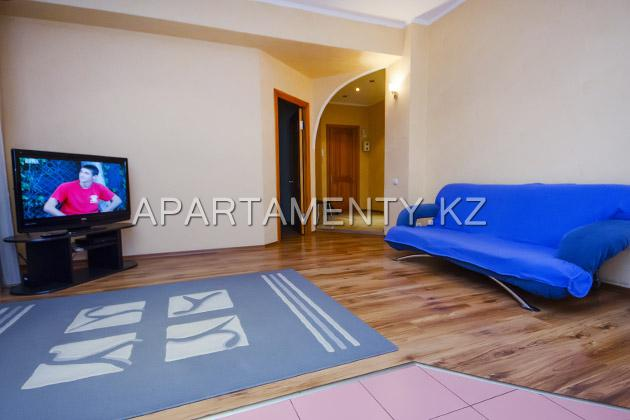 2-room apartment for a day, Ust-Kamenogorsk