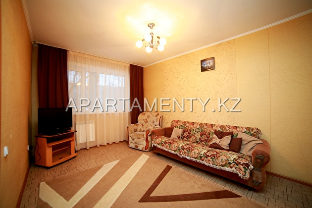 Two-bedroom apartment by the day Agatea