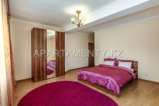 One-bedroom apartment for daily rent in Northern L