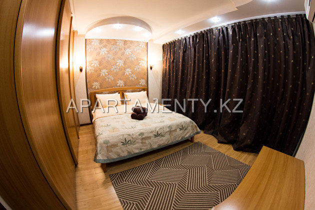 2-bedroom apartment, Dostyk str. d. 48