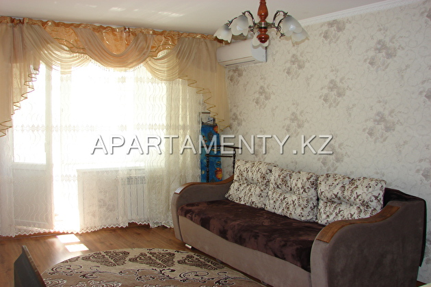 1-roomed apartment by the day, pr.Respubliki