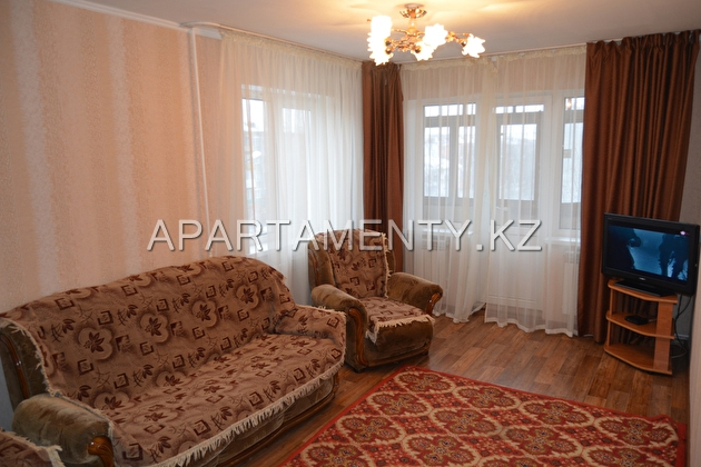 One roomed apartment in Istanbul
