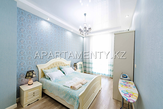 Трехкомнатная квартира в элитном доме