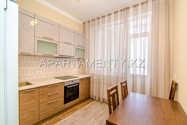 One-roomed apartments per night Arman kala
