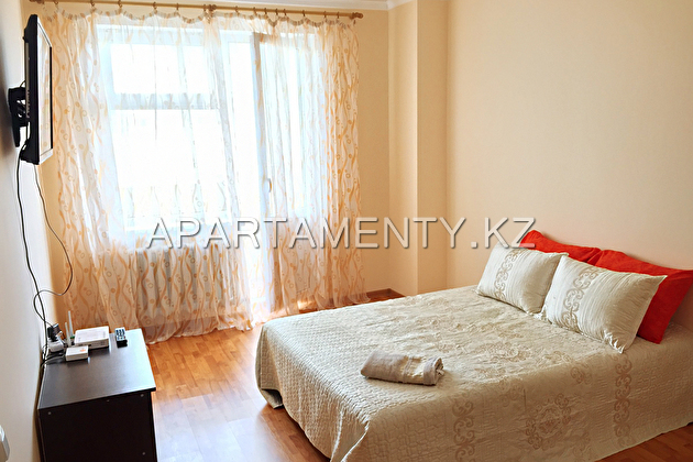 Apartment for rent in the center of the city.