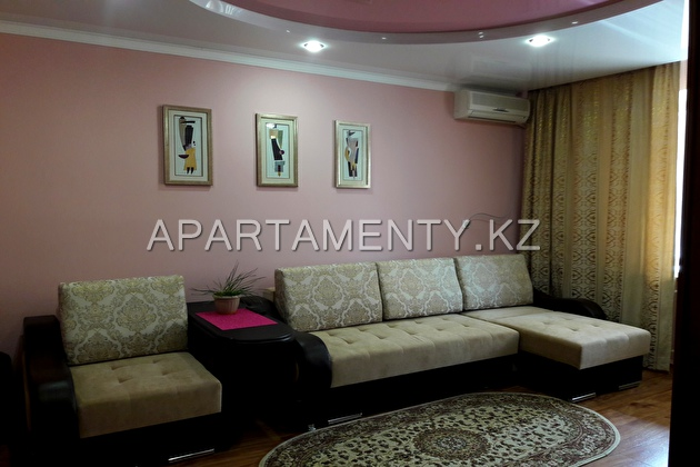 Rent one-bedroom apartment daily