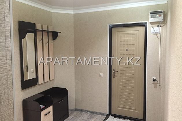 2-bedroom apartment for a day in Aktobe