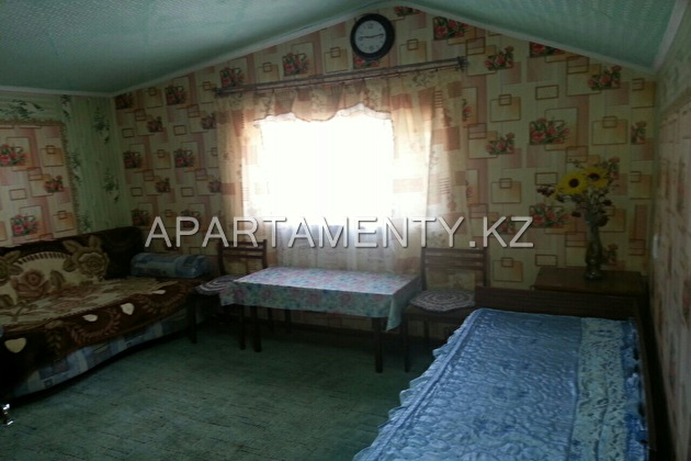 1-room house for rent