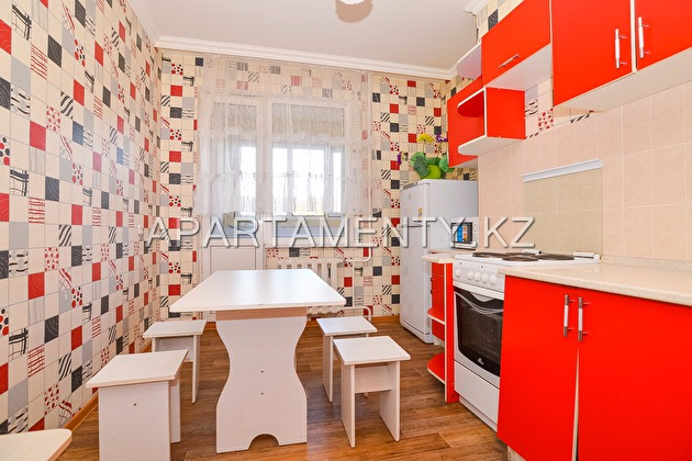 apartment for daily rent in Astana