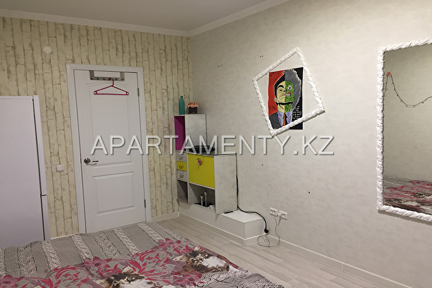 Studio apartment for a day in Aktobe azhary