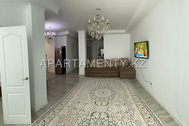 2-room apartment for rent in Aktobe