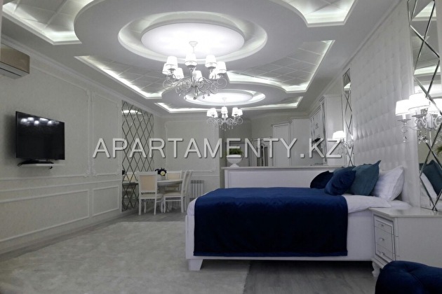 Luxurious apartment for daily rent in Shymkent