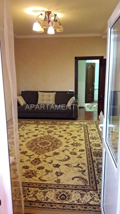 2-bedroom apartment for daily rent