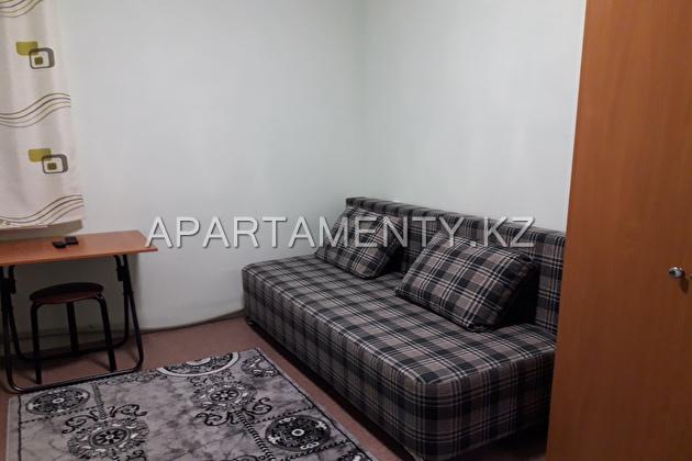 Apartment for Lermontov 47 for 4000 tenge