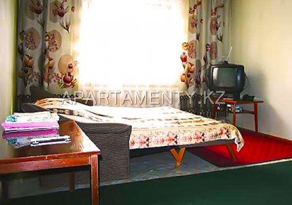 1-bedroom basis house