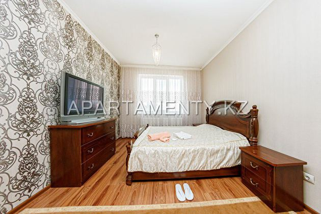 One bedroom apartment in the residential complex A