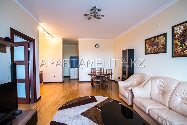 1-bedroom apartment post in Atyrau