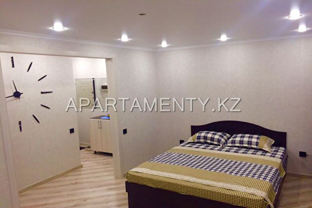 1-room. apartment in the center of Aktobe