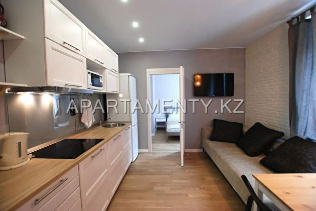 2-bedroom apartments in the residential complex Sh