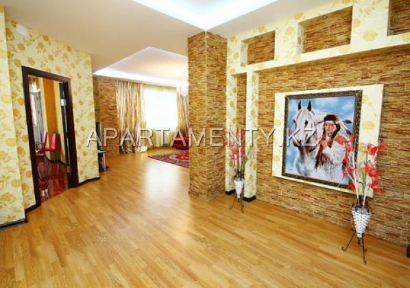 2-bedroom apartment in Almaty