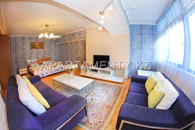 1-room apartment, st. Dostyk d. 40