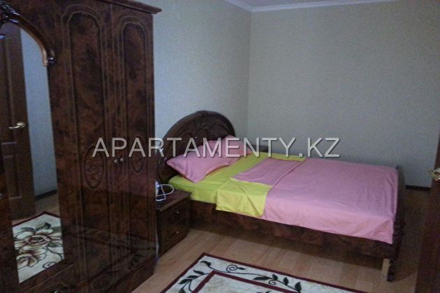 1-roomed apartment by the day, st. Gagarin St. 16