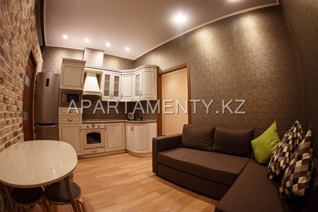 3-roomed apartment by the day, st. Navoiy д. 208