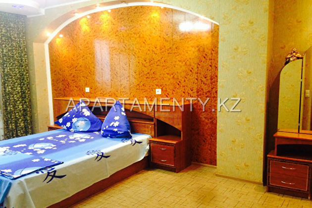3-room apartment, st. Abylkhair khana d.44в