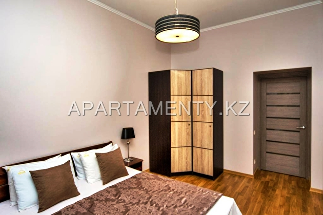 3-roomed. apartment for rent, st. Husainova, 225