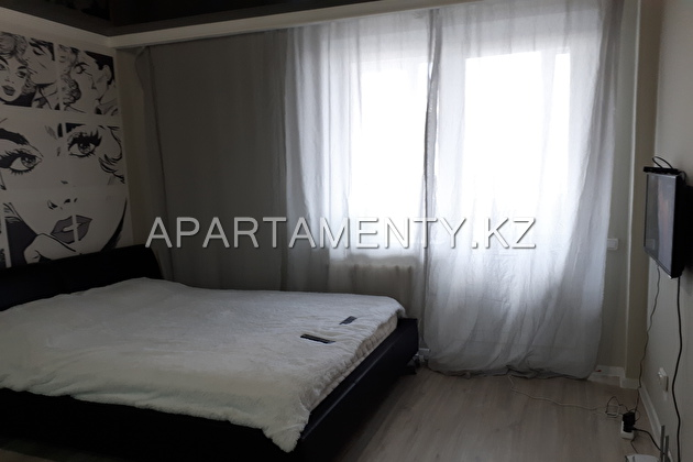 1 BR apartment for rent, Koshsygululy str. 10/2