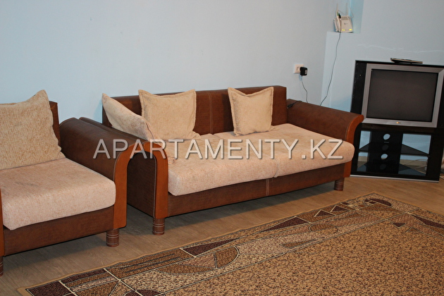 2 room apartment for rent, Almaty