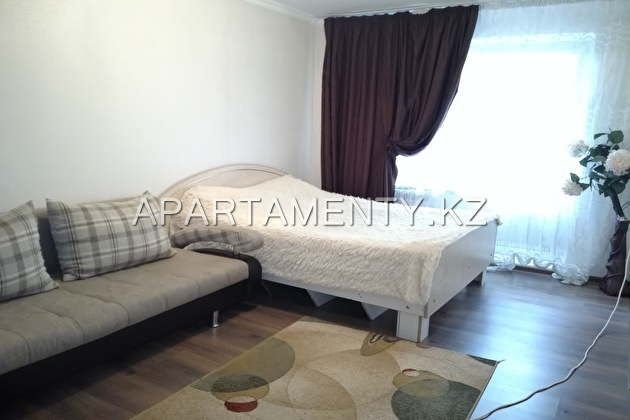 1-bedroom apartment for a day in Almaty