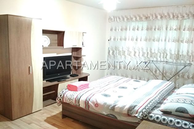 1-bedroom apartment for rent, Almaty
