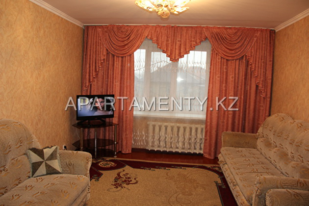 3-room apartment on 55 Gorky street