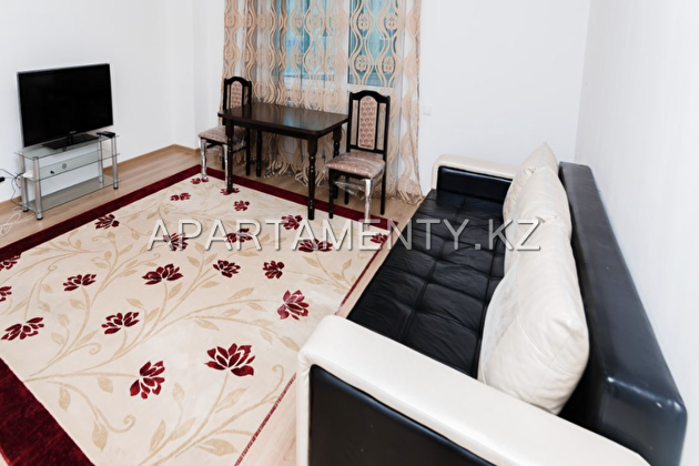 3-room apartment in the city center, Astana