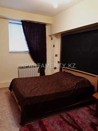 Apartment for rent in a new building. Ground floor