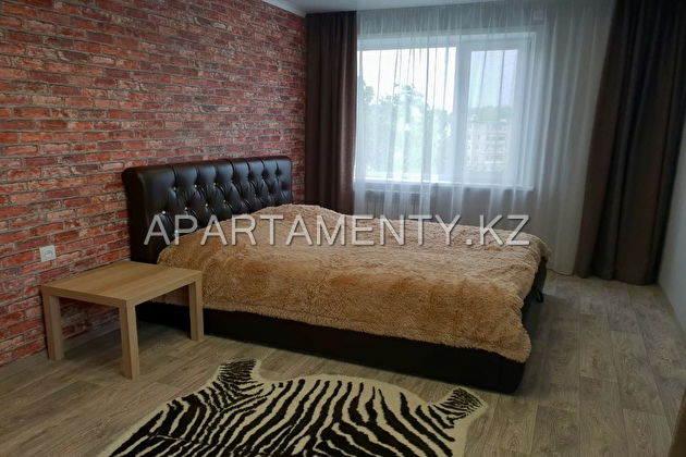 1-room apartment for daily rent, 26 Abaya Ave.