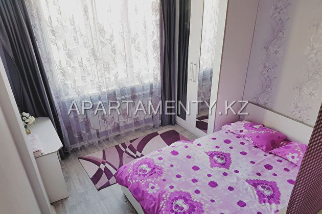 1-bedroom apartment for rent in Almaty