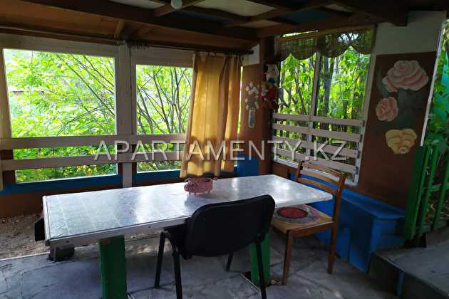 2-room house for rent in Borovoye