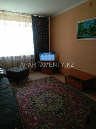 2-room apartment for rent in the center of Borovoy