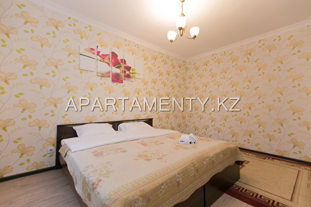2-room apartment for daily rent, 5e saraishyk stre