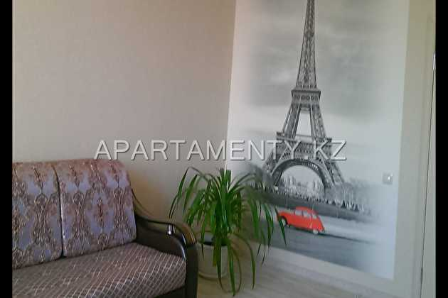1 room apartment in the center of Aktobe