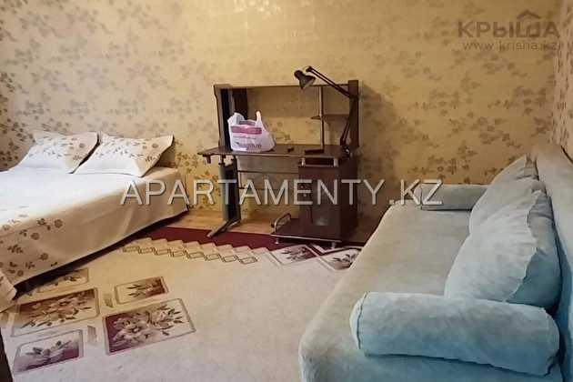 1-room apartment by the day Abay-Momyshuly