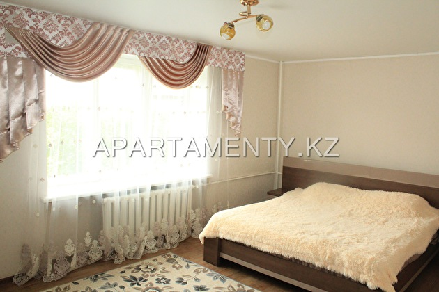 3-room apartments in Kostanay