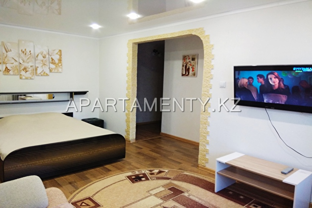 1-bedroom apartment for rent in Kostanay